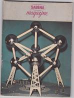 Sabena  Magazine - Vieux Papiers