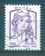 France, Yvert No 4769 - 2013-... Marianne (Ciappa-Kawena)