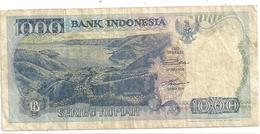 BANK INDONESIA . 1.000 RUPIAH    . 2 SCANES - Indonésie