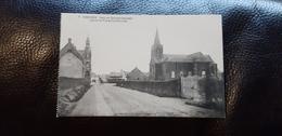Hemiksem Hemixem Eglise Et Place Communale Kerk En Gemeenteplaats - Hemiksem