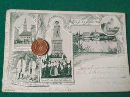 GRUSS AUS  Nova Kdyn 1900 - Saluti Da.../ Gruss Aus...