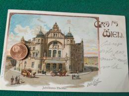 GRUSS AUS   Vienna 1900 1 - Saluti Da.../ Gruss Aus...