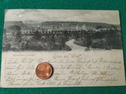 GRUSS AUS   Vienna  1897 4 - Saluti Da.../ Gruss Aus...