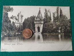 GRUSS AUS   Vienna 1900 5 - Saluti Da.../ Gruss Aus...