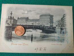 GRUSS AUS   Vienna 1899 6 - Gruss Aus.../ Gruesse Aus...