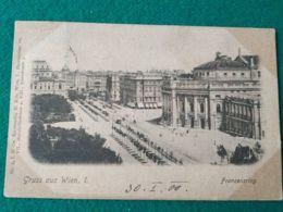 GRUSS AUS   Vienna 1900 7 - Saluti Da.../ Gruss Aus...