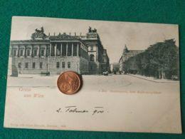 GRUSS AUS   Vienna 1900 8 - Saluti Da.../ Gruss Aus...