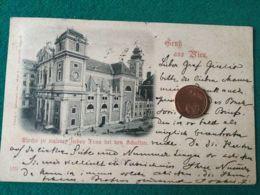 GRUSS AUS   Vienna 1898 9 - Saluti Da.../ Gruss Aus...