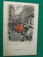 GRUSS AUS   Vienna 1901 11 - Saluti Da.../ Gruss Aus...