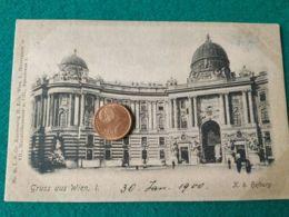 GRUSS AUS   Vienna 1900 12 - Saluti Da.../ Gruss Aus...