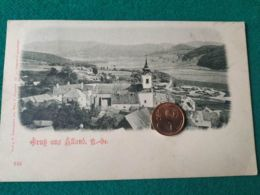 GRUSS AUS   Alland 1898 - Saluti Da.../ Gruss Aus...