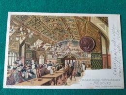 GRUSS AUS   Munchen 1900 - Saluti Da.../ Gruss Aus...
