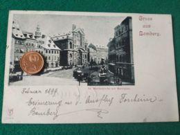 GRUSS AUS Bamberg 1899 - Saluti Da.../ Gruss Aus...