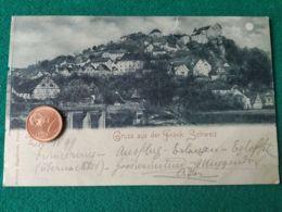GRUSS AUS Wgloffstein 1899 - Saluti Da.../ Gruss Aus...