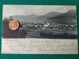 GRUSS AUS Ebermannstadt 1899 - Saluti Da.../ Gruss Aus...