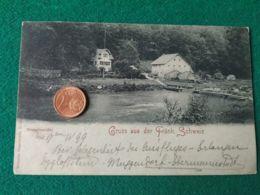 GRUSS AUS  Stempfermuhle 1899 - Saluti Da.../ Gruss Aus...