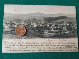 GRUSS AUS  Tolalansicht 1900 - Saluti Da.../ Gruss Aus...