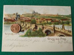 GRUSS AUS  Praga 1900 1 - Saluti Da.../ Gruss Aus...