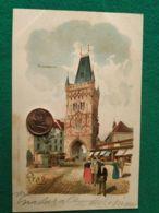 GRUSS AUS  Praga 1900 4 - Saluti Da.../ Gruss Aus...