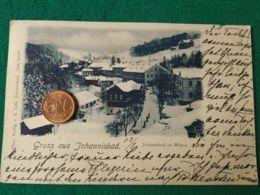 GRUSS AUS  Johannisbad 1899 - Saluti Da.../ Gruss Aus...