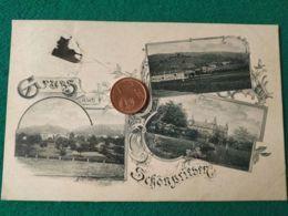 GRUSS AUS Schondriesen 1898 - Saluti Da.../ Gruss Aus...
