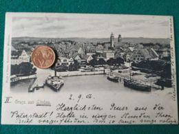 GRUSS AUS Lindau 1904 - Saluti Da.../ Gruss Aus...