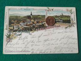 GRUSS AUS Frankenmarkt 1900 - Saluti Da.../ Gruss Aus...