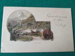 GRUSS AUS Zermatt 1895 - Saluti Da.../ Gruss Aus...