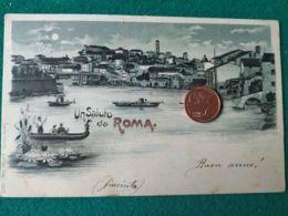 GRUSS AUS Roma 1900 - Saluti Da.../ Gruss Aus...