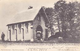 CPA 38 @ CHAPELLE DES ECOUGES (St Gervais) Le Rivet Fessole Vercors En 1902 - France
