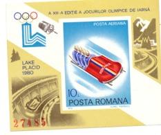 Blockmarke   165  **   Rumänien    1979 - Ungebraucht