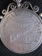 Médaille Pièce ? Italienne à Identifier - Italie