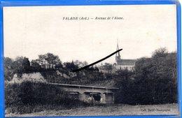 08 - FALAISE - Avenue De L'Aisne - France
