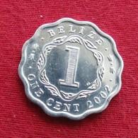 Belize 1 Cent 2002 KM# 33a Beliz Belice - Belize