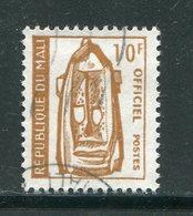 MALI- Service Y&T N°5- Oblitéré - Mali (1959-...)
