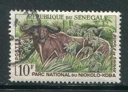 SENEGAL- Y&T N°199- Oblitéré - Senegal (1960-...)