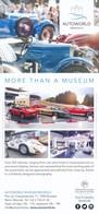 Belgien 2019 Autoworld Museum Brüssel Agenda 2019 - KFZ