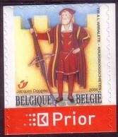 """BE 2006 - N° 3497 XX Les ARBALETRIERS  625 Ans Du""""Grand Serment Royal  Et De Saint-Georges Des Arbalétriers De Bruxelles - Belgique"""