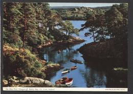 The Blue Pool, Glengarriff. Banty Bay Co. Cork , Ierland - NOT  Used.- See The 2 Scans For Condition.( Originalscan ) - Cork