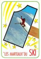"""CPM - """"LES MARTEAUX' Du SKI - Sports D'hiver"""
