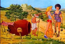 Alter Griechenland - Diogenis - Ein Philosoph In Den Dehalter - Formato Grande Non Viaggiata – E 9 - Grecia