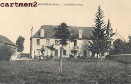 SAINT-CHRISTOPHE-EN-BOUCHERIE LA COLONIE SAINT-JEAN 36 - France