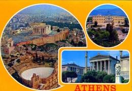 Athenes - 1 - Formato Grande Non Viaggiata – E 9 - Grecia