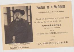 40630  -  Chine  Sa  Grandeur Mgr Philippe  TCHAO  1er  évêque  Indigène  En Chine - China