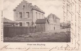 197-GRUSS Vom BLEYBERG-- GARE-- - Plombières