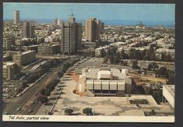 Israël - Tel Aviv , Partial View - NOT  Used.- See The 2 Scans For Condition.( Originalscan ) - Israël