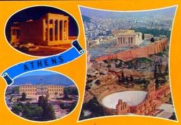 Athens - 403 - Formato Grande Non Viaggiata – E 9 - Grecia