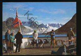 Norge - Svalbard Hurtigruten [AA40 5.588 - Norwegen