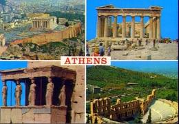 Athens - 418 - Formato Grande Non Viaggiata – E 9 - Grecia