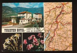Laghetti Di Egna - Turisten Hotel - Laag Bei Neumarkt [AA40 5.796 - Ohne Zuordnung